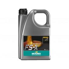 Alyva varikliui Motorex XPERIENCE FS-X 0W40 4L