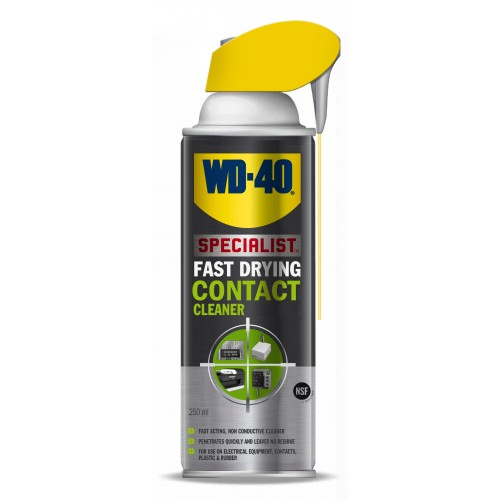 WD-40 elektros kontaktų valiklis speciali kaina
