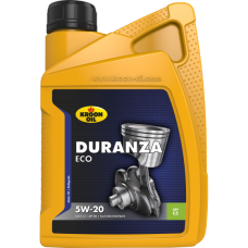 Variklio alyva KROON-OIL DURANZA ECO 5W-20, 5L